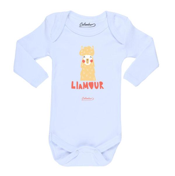 Ropa Bebe Body Calambur 100% algodón Moda Infantil Pilucho Llamour